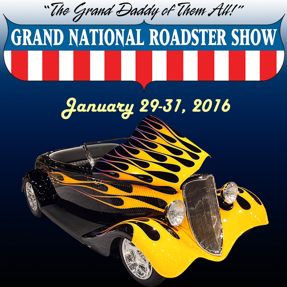 Grand National Road Show 2016