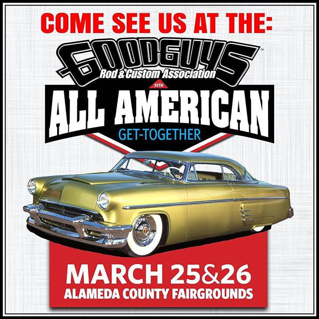 good guys rod and custom association all american get together march