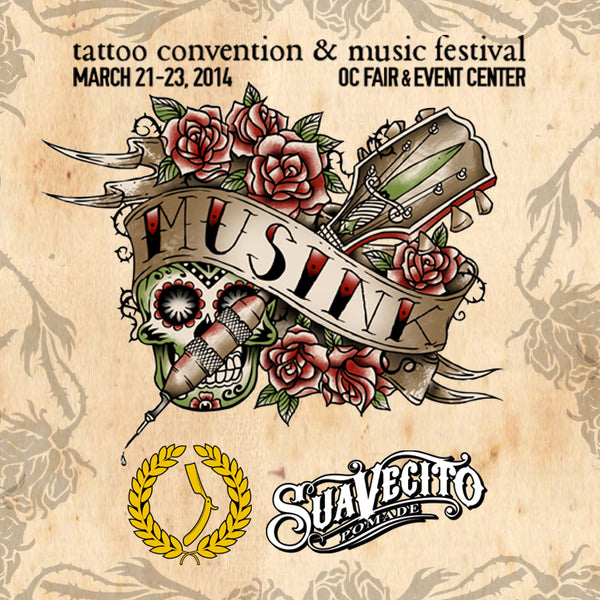 Musink Tattoo & Music Festival
