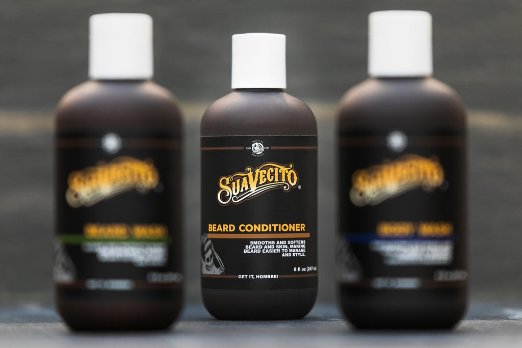 New Suavecito Beard Conditioner