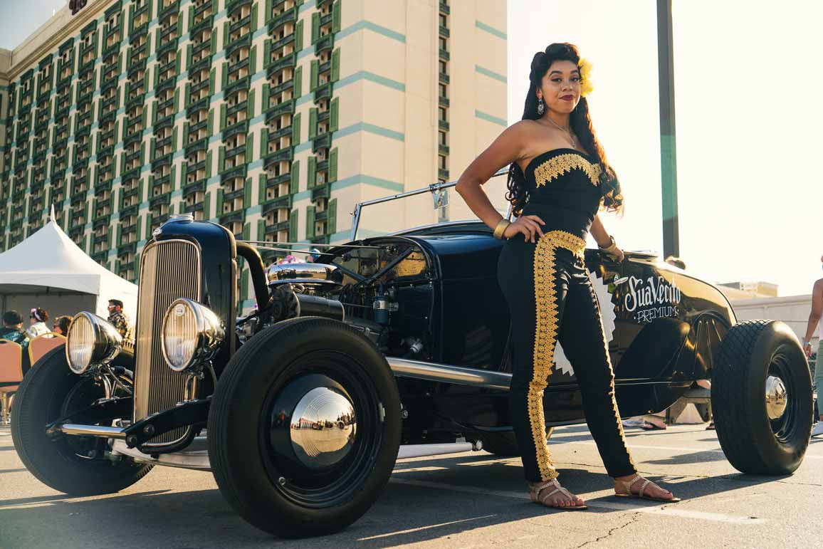 Roadster WS Da Rumble Team VLV 20 Suavecito Pomade