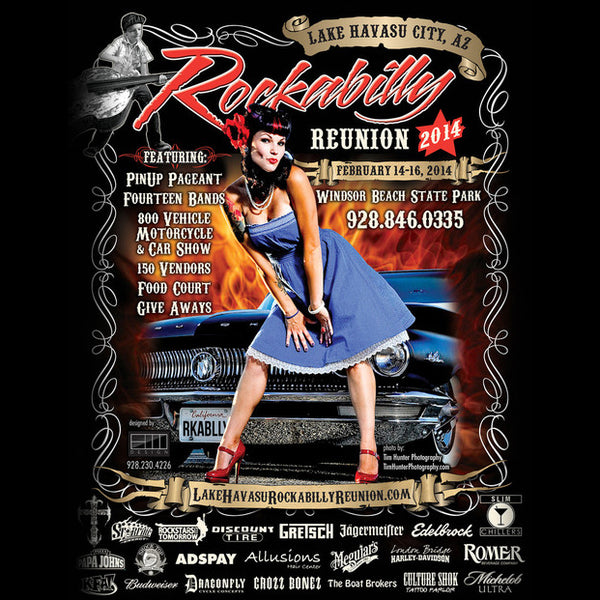 Lake Havasu Rockabilly Reunion 2014