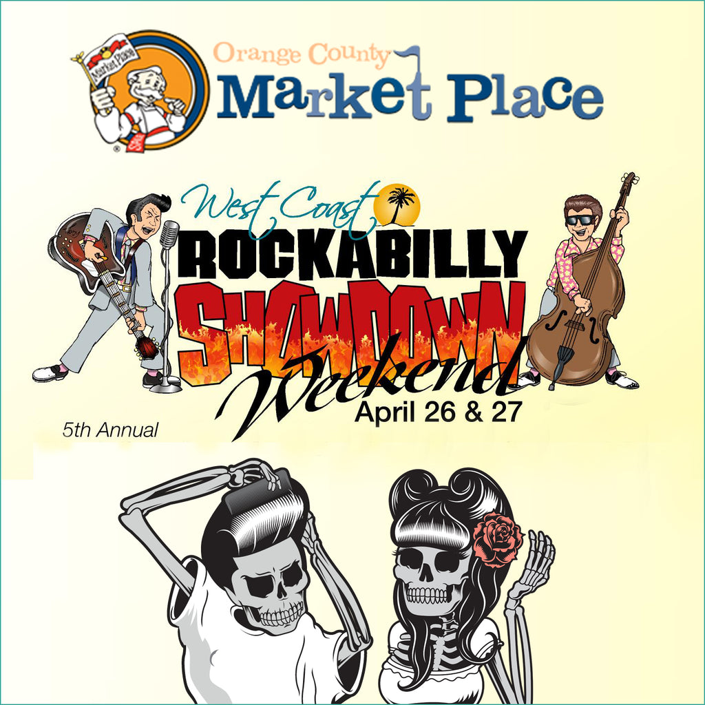West Coast Rockabilly Showdown Weekend
