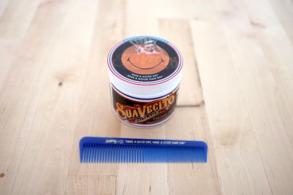 Suavecito Pomade X Sunny Collab Can - Front View