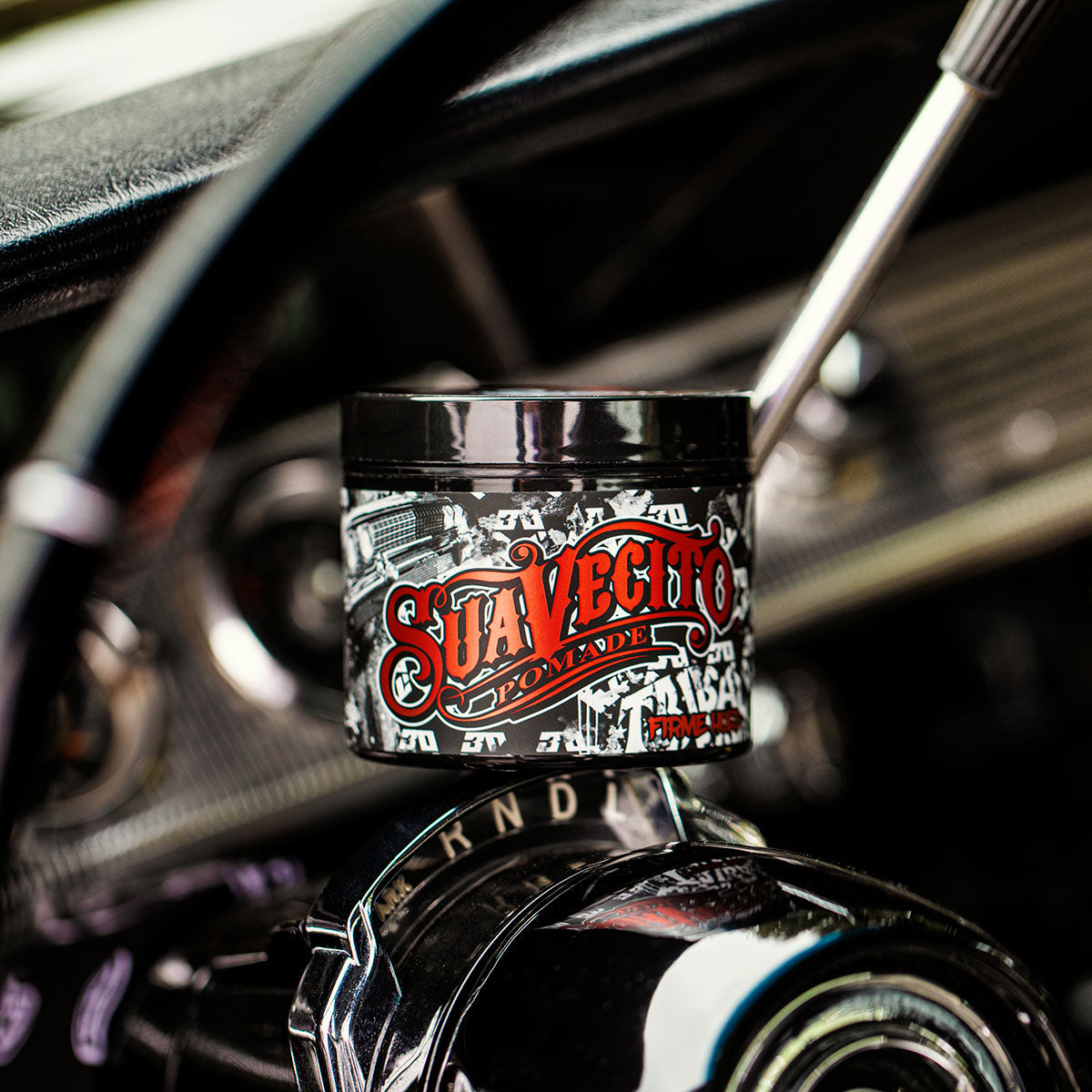 Suavecito Pomade: Barber Approved & Barbershop Preferred Products