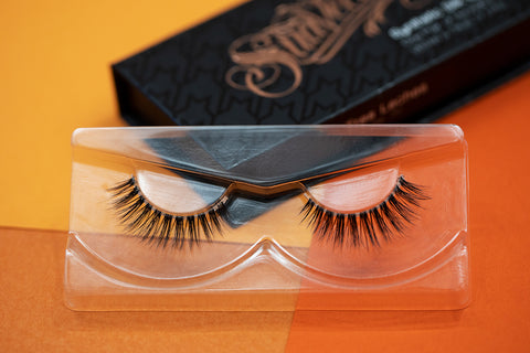 "Suavecita Eyelashes in the style ""Tres Leches"""