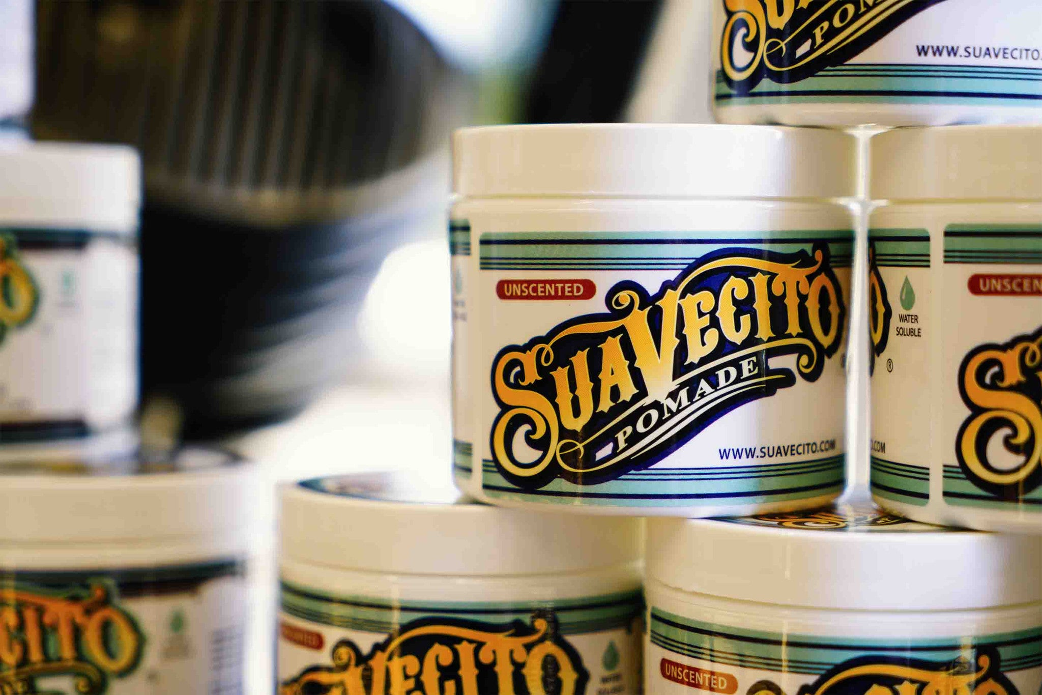 the best unscented natural pomade on the market Suavecito Pomade Unscented