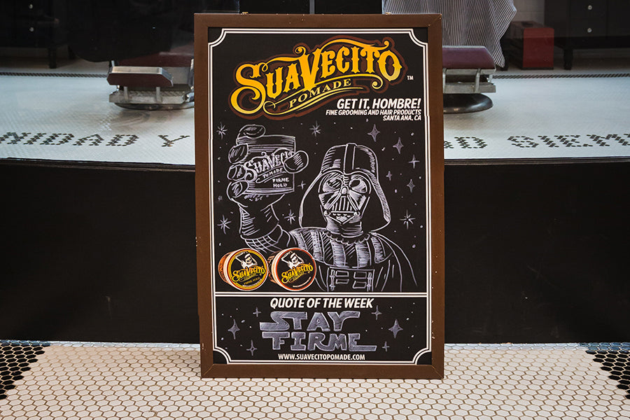 Suavecito, May the 4th be with you