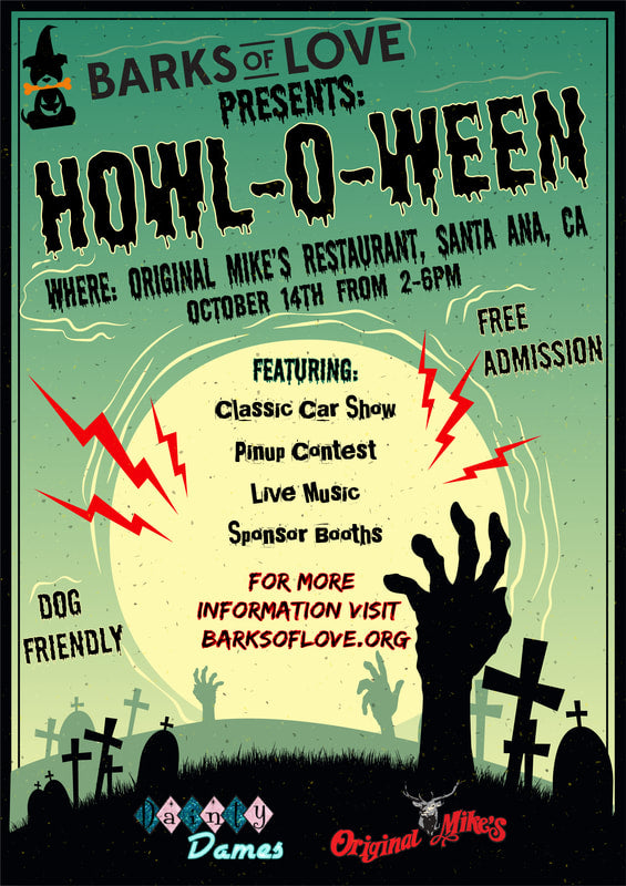 Barks of Love - Howl-O-Ween