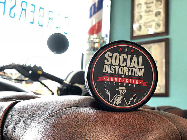 Social Distortion Pomade