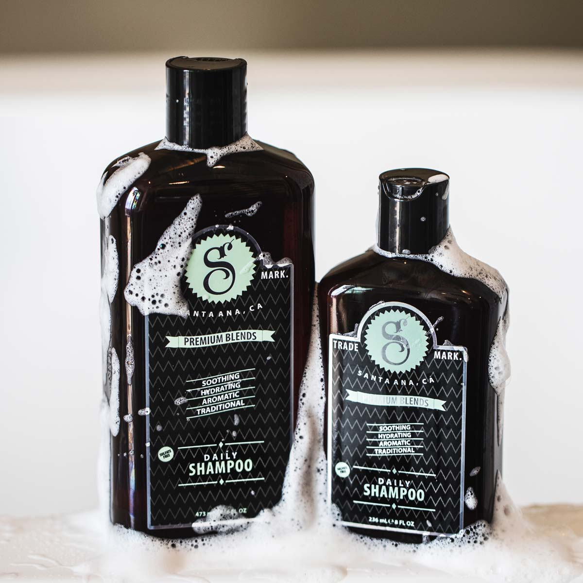 Premium Blends Daily Shampoo