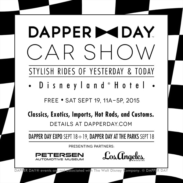 Dapper Day Expo - Suavecito Pomade