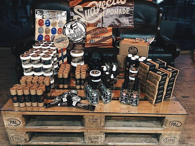 gentlemens_club_if instagram with suavecito pomade