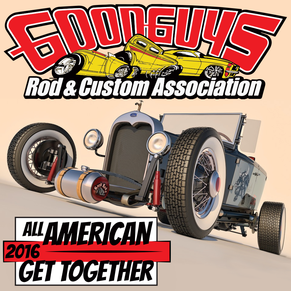 Goodguys 34th All American Get-Together