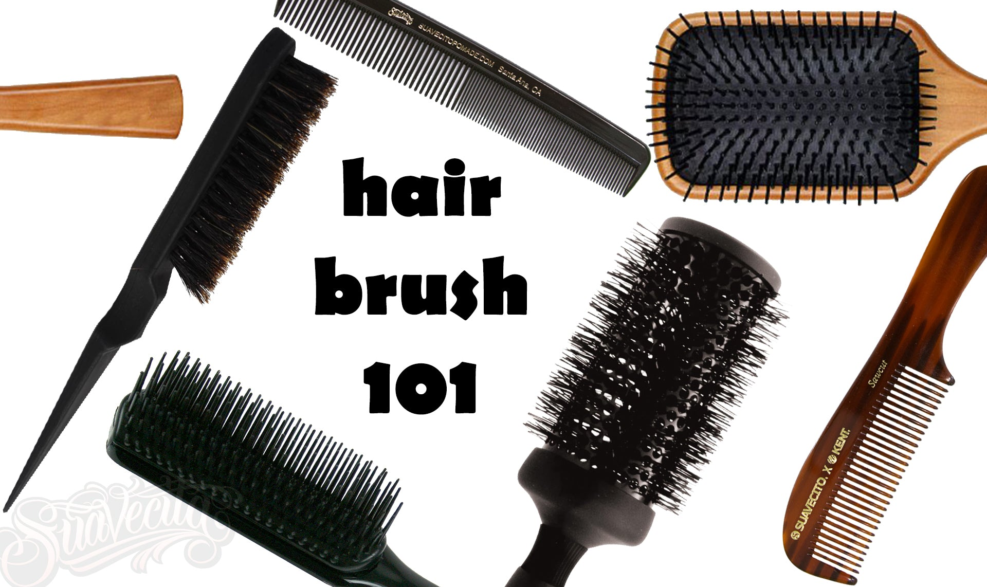 Hair Brush 101