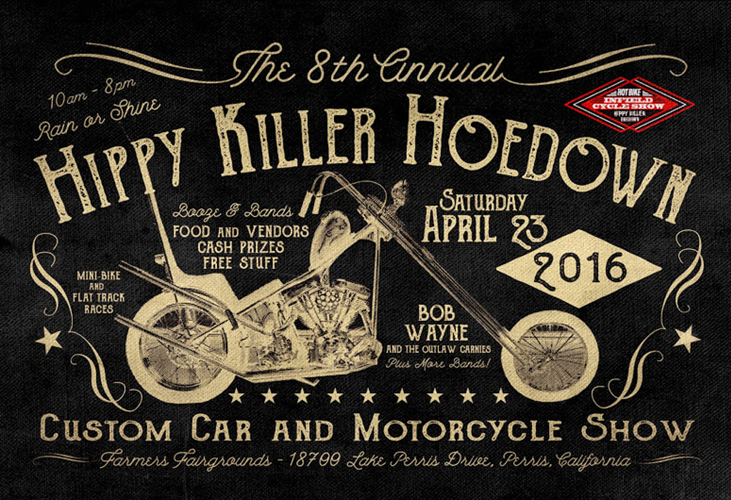 8th Annual Hippy Killer Hoedown