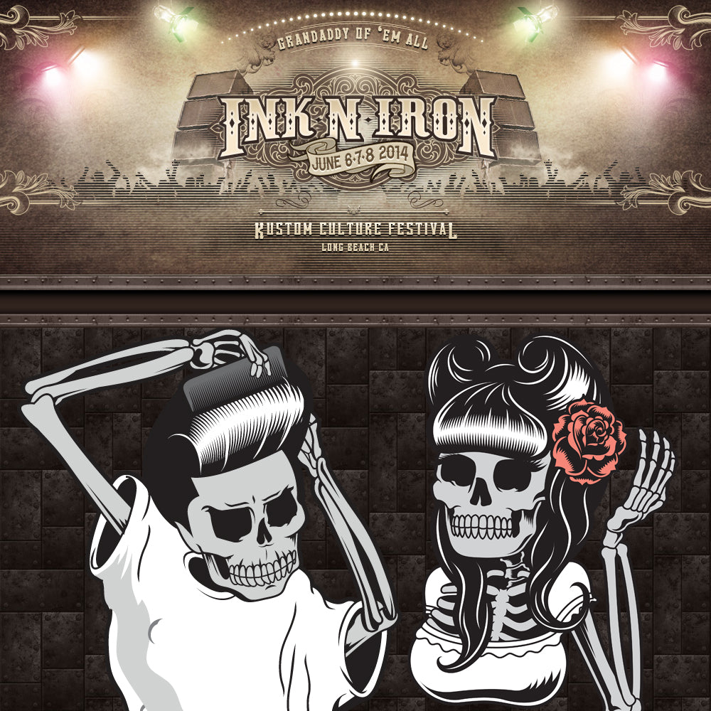 Ink N Iron Tattoo Festival