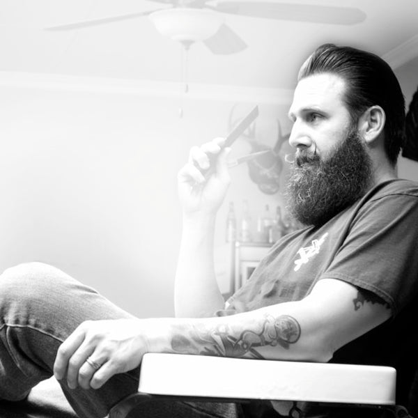 The Bearded Barber, James Hicks, Supporter Of Suavecito Pomade