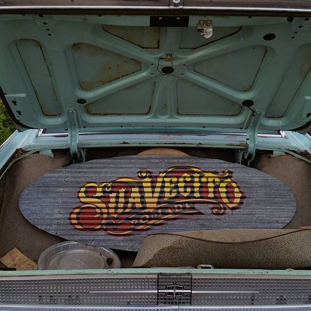 kandyvan Lonestar Round Up The Lonestar Round Up is a huge outdoor vintage car show and live music festival in Austin, Texas - April 7 & 8th, 2017.
