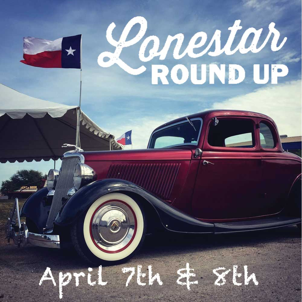 The Lonestar Round Up