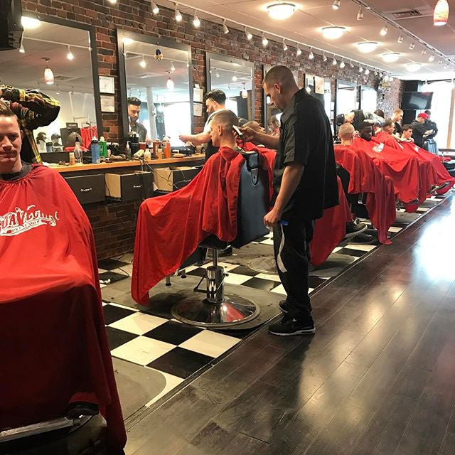 Momentum Barbershop and Streetwear in Portland Oregon