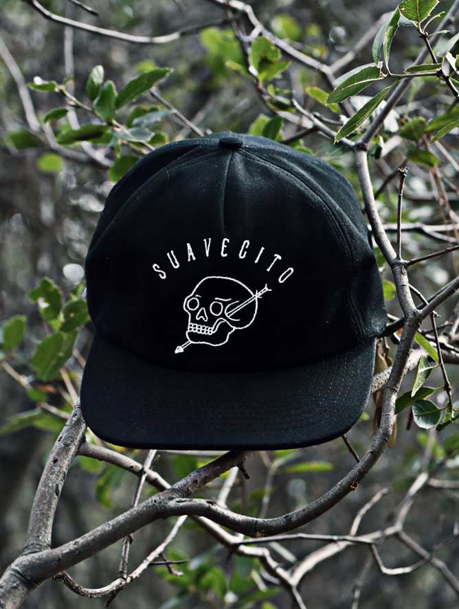 Suavecito Premium Blends Arrowhead Hat