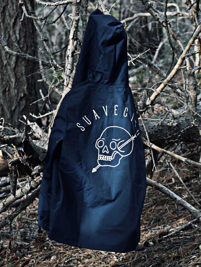 Suavecito Premium Blends Windbreaker