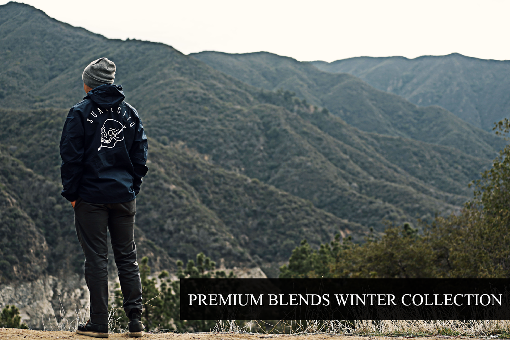 Suavecito Premium Blends Winter Collection