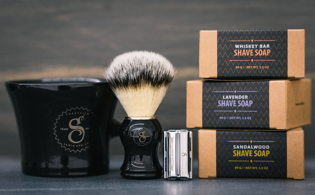 Classic Shave Kit and Shave Soap