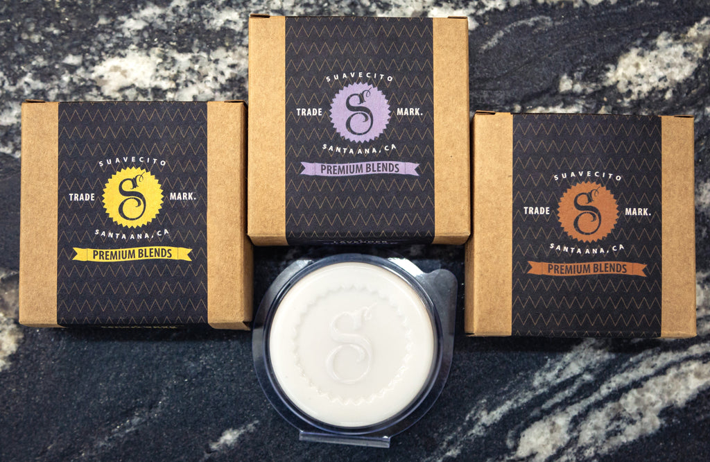 Suavecito Premium Blends Shaving Soap