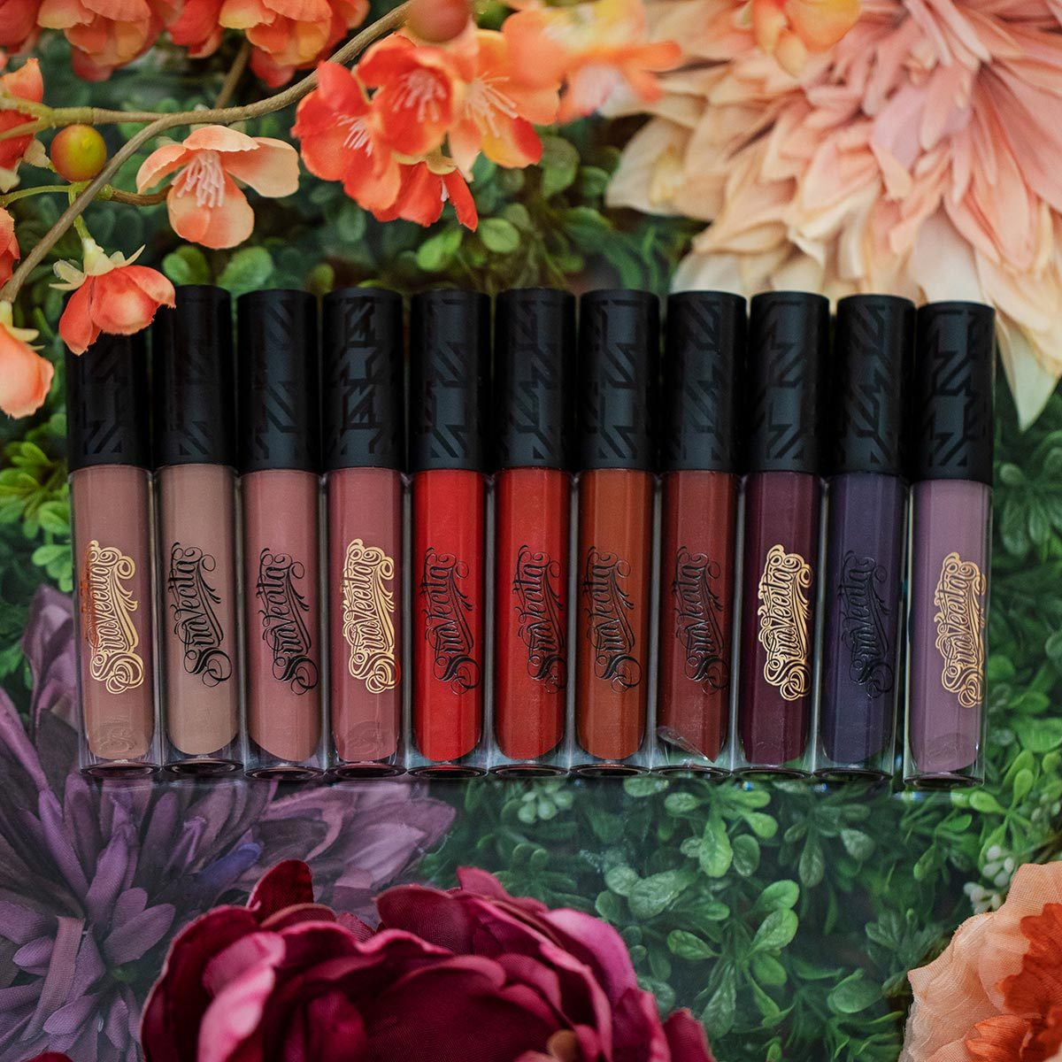 Suavecita Lip Grip Collection