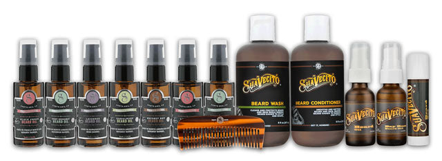 Suavecito Beard Products