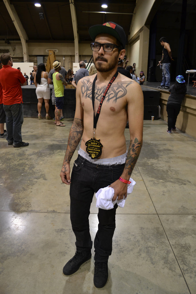 Body Art Expo Pomona Competition Winners
