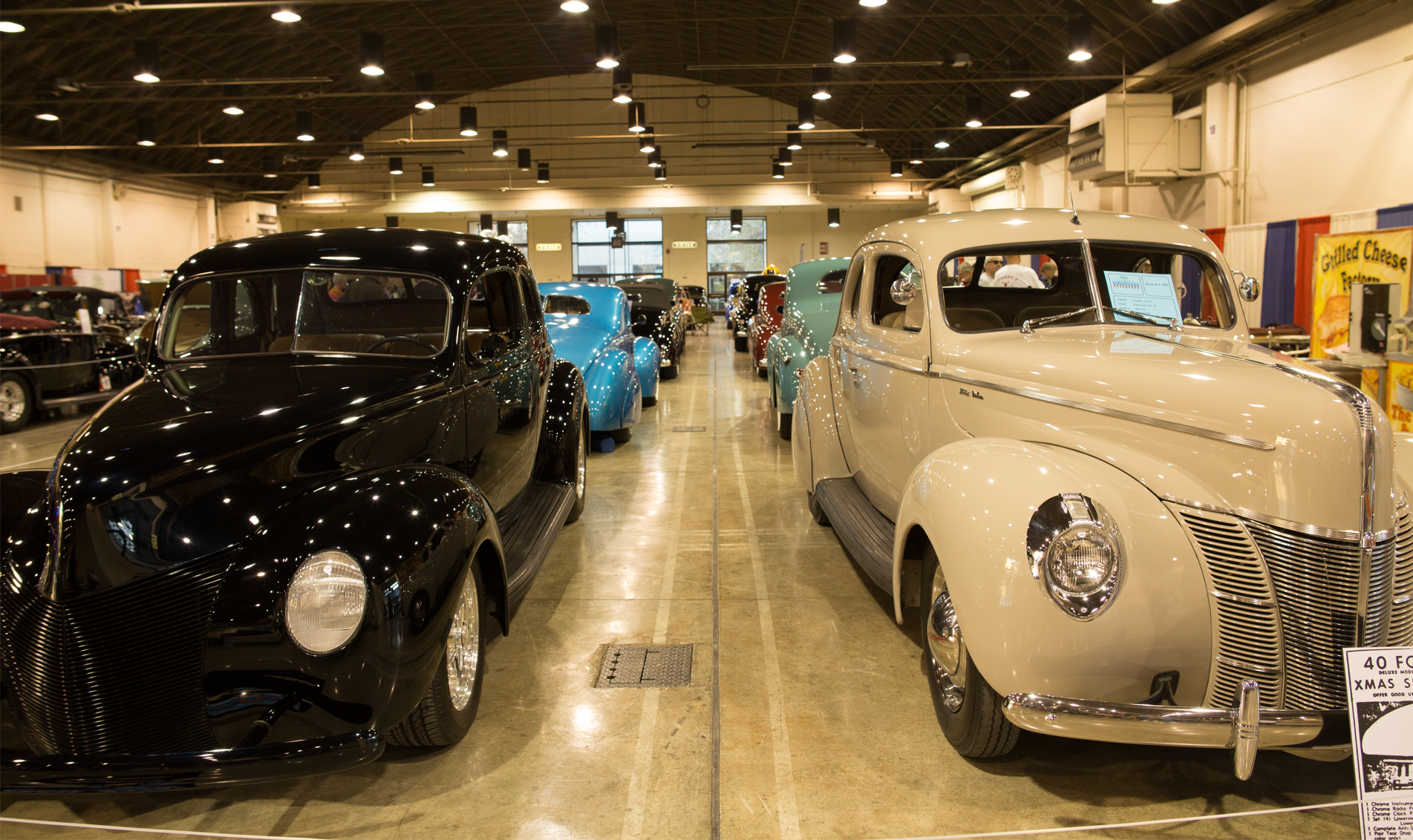Suavecito Pomade Grand National Roadster Show 2015