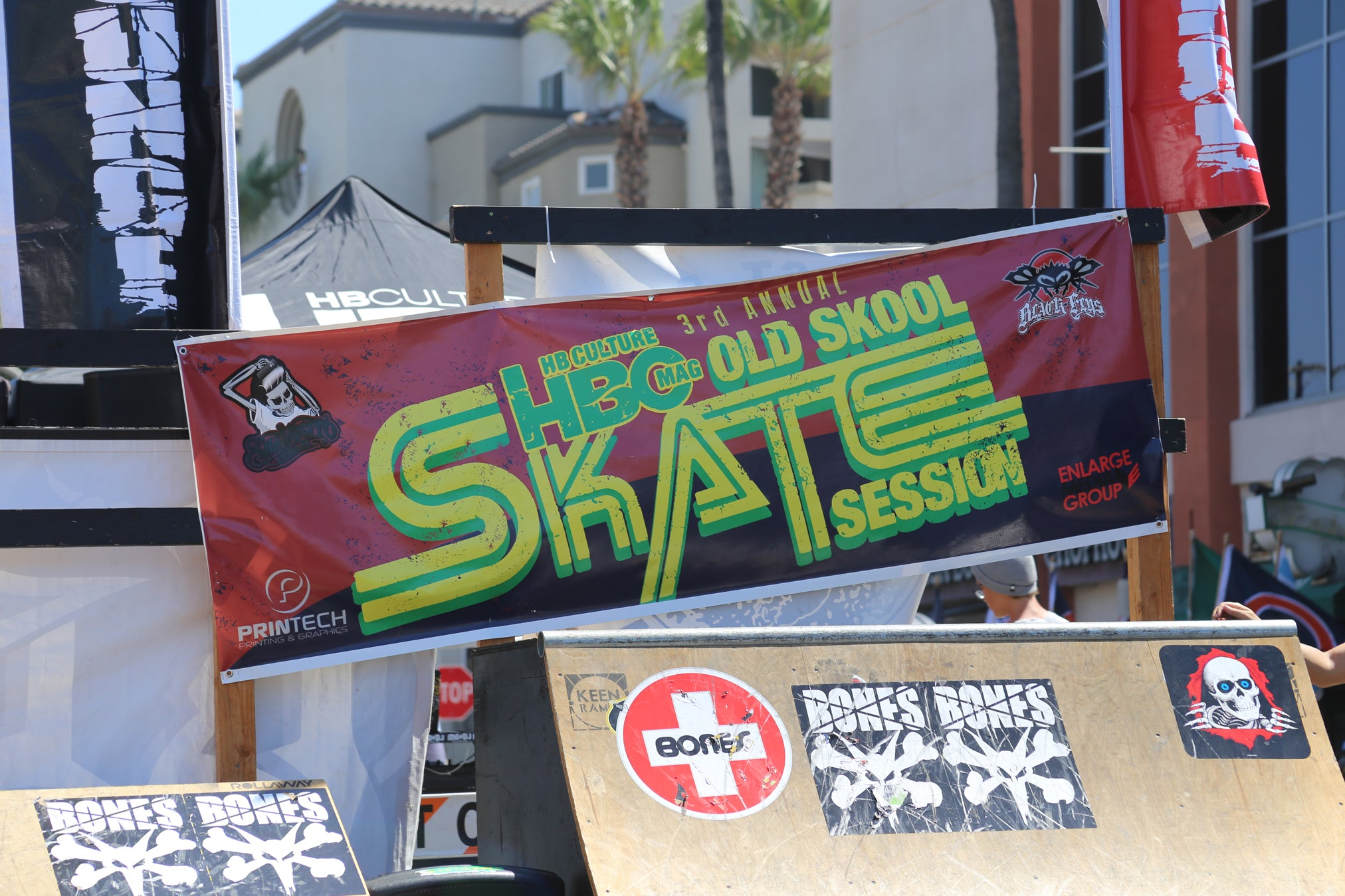 Suavecito X HB Cult Old Skool Skate Session