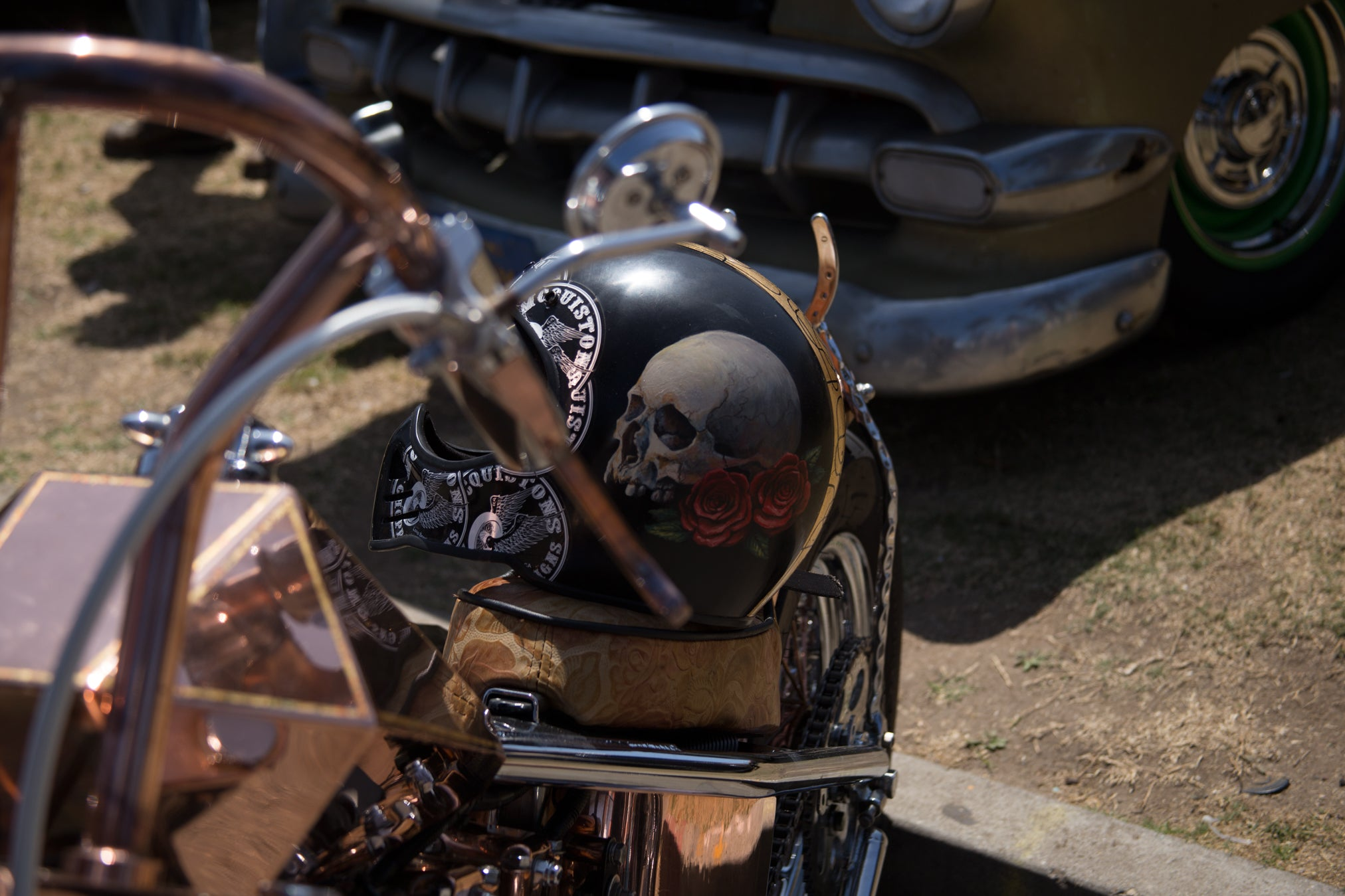 Suavecito Pomade Ventura Nationals Motorcycle