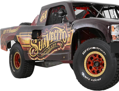 Suavecito Speed Trophy Truck