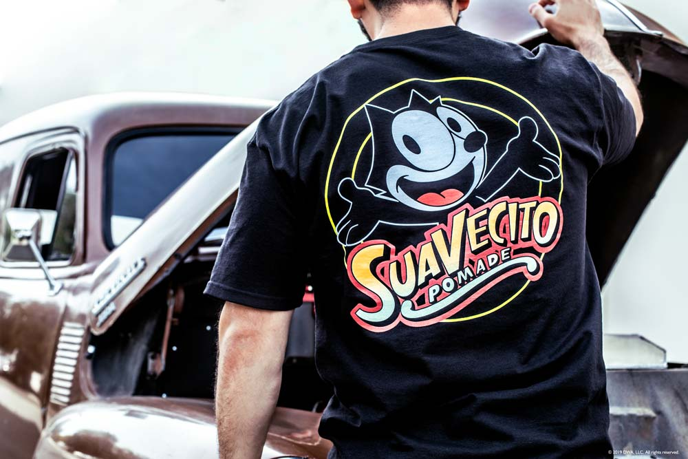 Suavecito X Felix The Cat - OG Tee