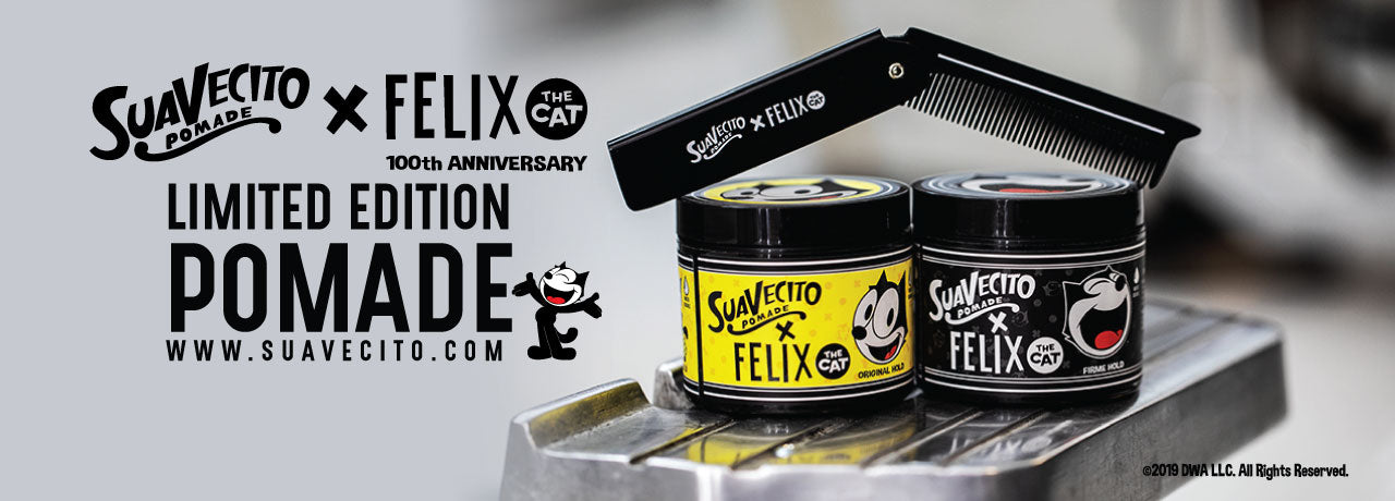 Suavecito x Felix the Cat