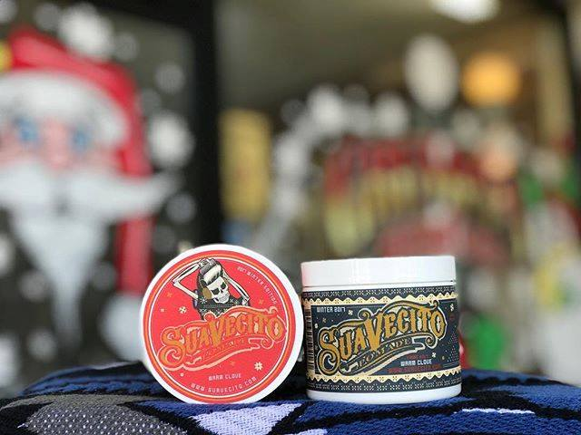 suavecito pomade winter edition hair styling wax
