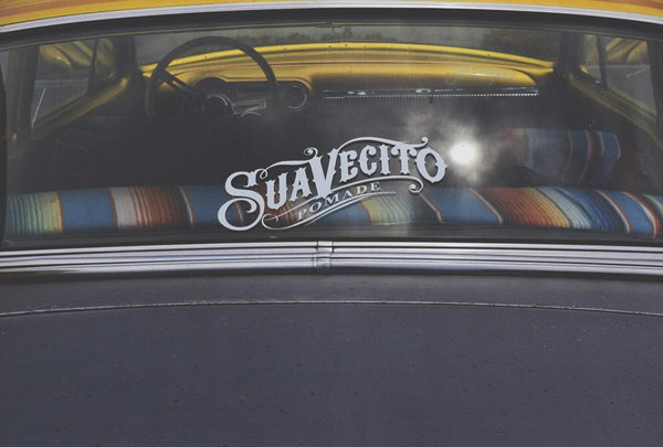 Suavecito Decal