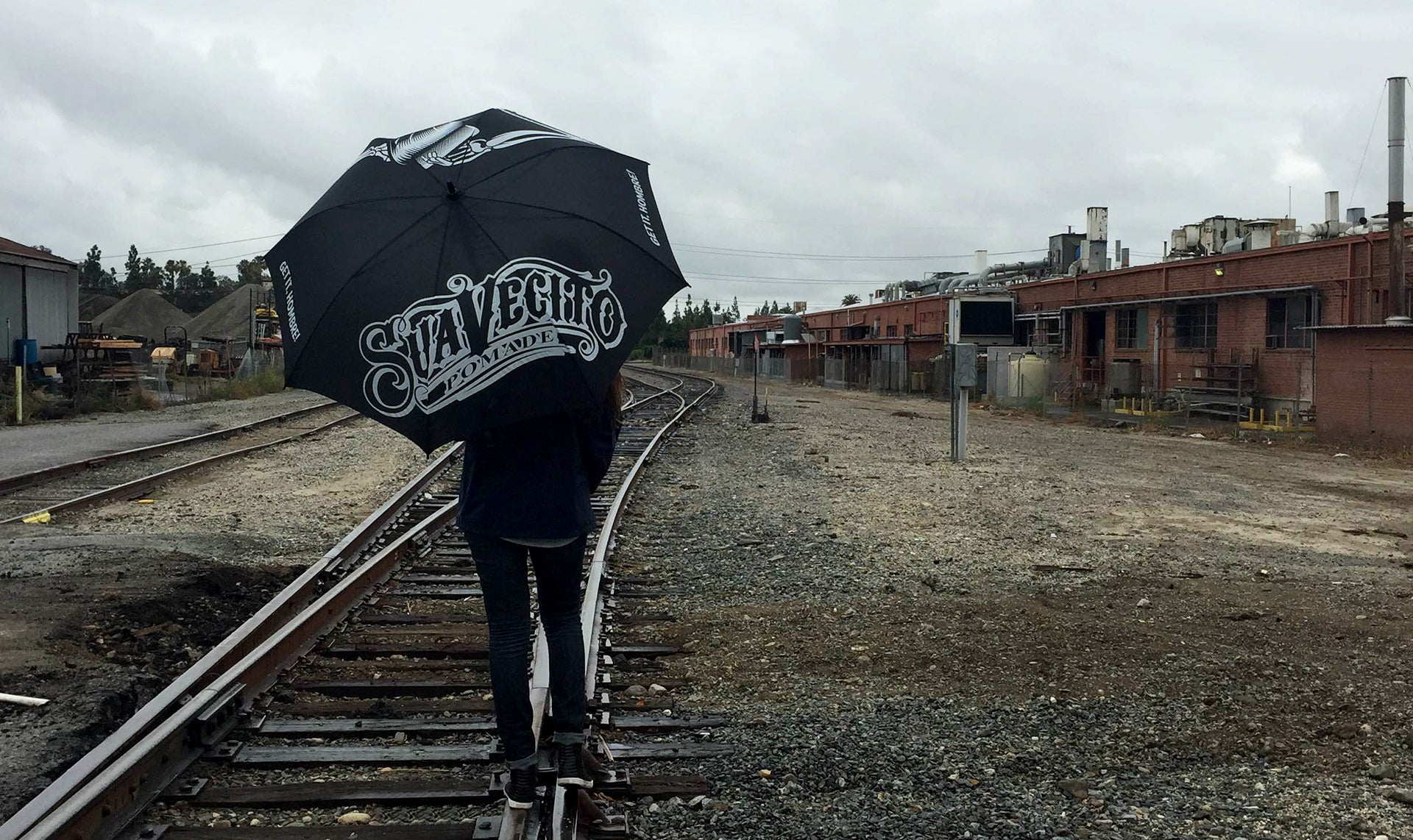 Suavecito Pomade Umbrella