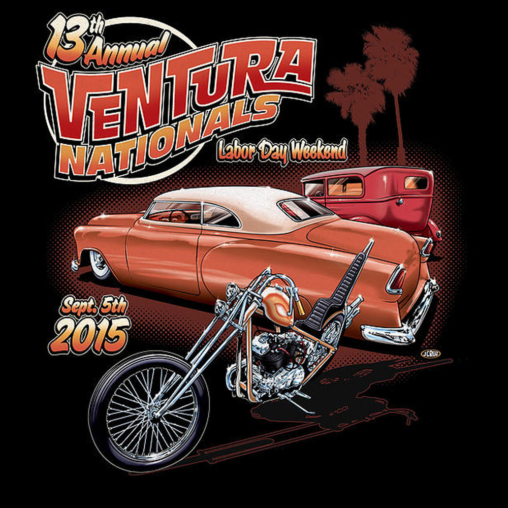 Suavecito Pomade Ventura Nationals 2015