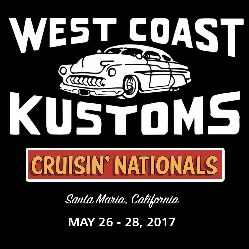 West Coast Kustoms Crusin' Nationals