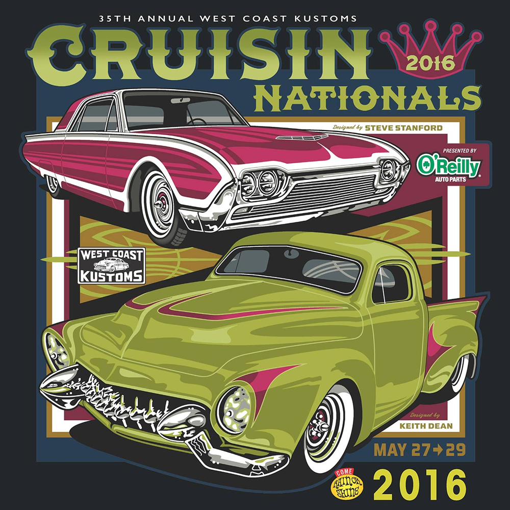 West Coast Kustoms Cruisin' Nationals