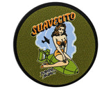 Suavecito Bombs Away Pop Cell Phone Holder - Front