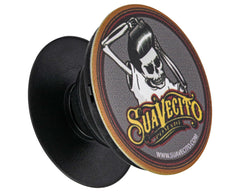 Suavecito Pop Cell Phone Holder - Open