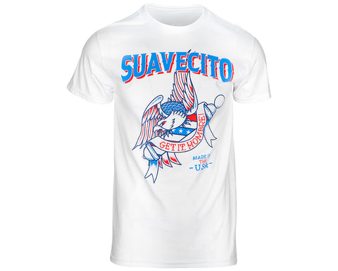 Suavecito Made in USA Tee Front