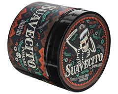 Suavecito Firme (Strong) Hold Fall Pomade - Side