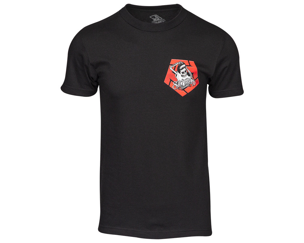 Suavecito Pomade x Tribal Street Wear Tee Front